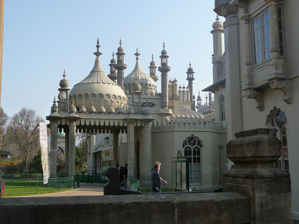 Brighton // Royal Pavilion