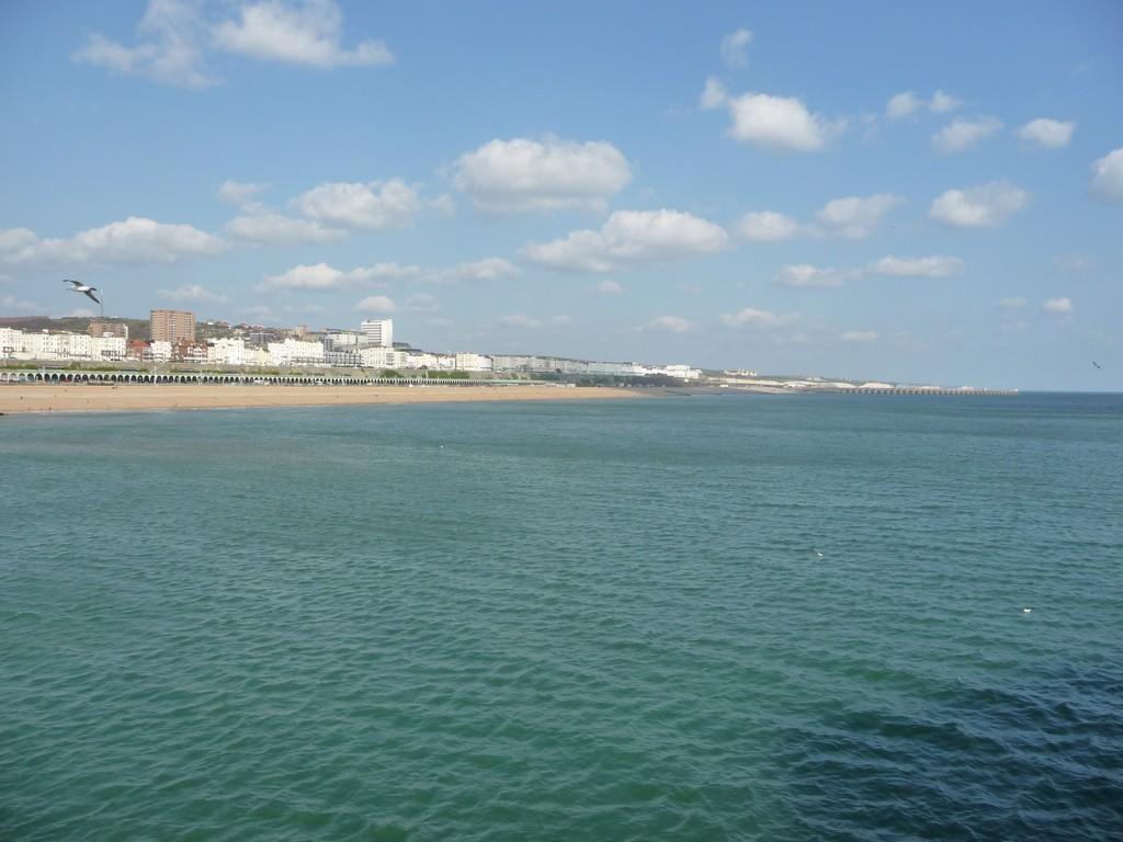View vom Pier