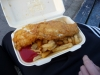 Erstes fish n chips