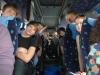 Eine der vielen Busfahrten !!