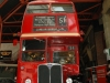 Beaulieu // Alter Doppeldeckerbus im Motormuseum
