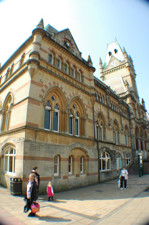Winchester City Hall