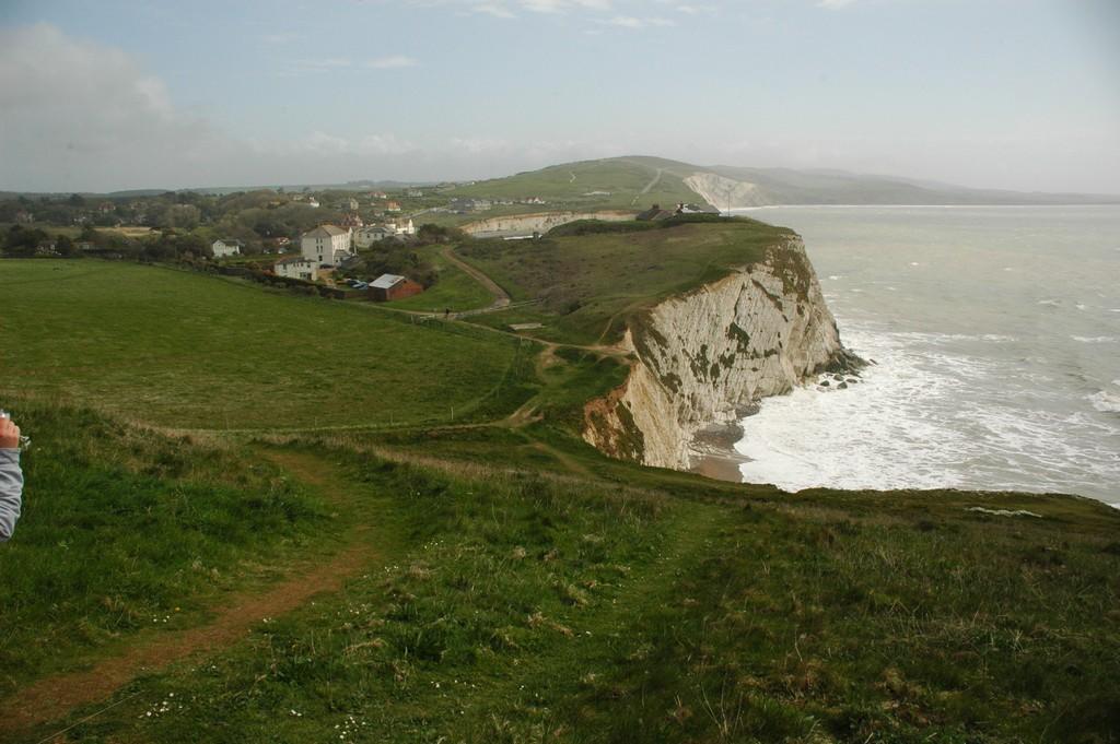 Walk auf der Isle of Wight