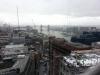 Ausblick vom Monument auf Tower Bridge