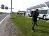 """Pause"" bei Calais"