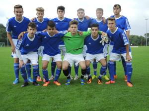Fussball Jungen 2 - Bundesfinale 2014