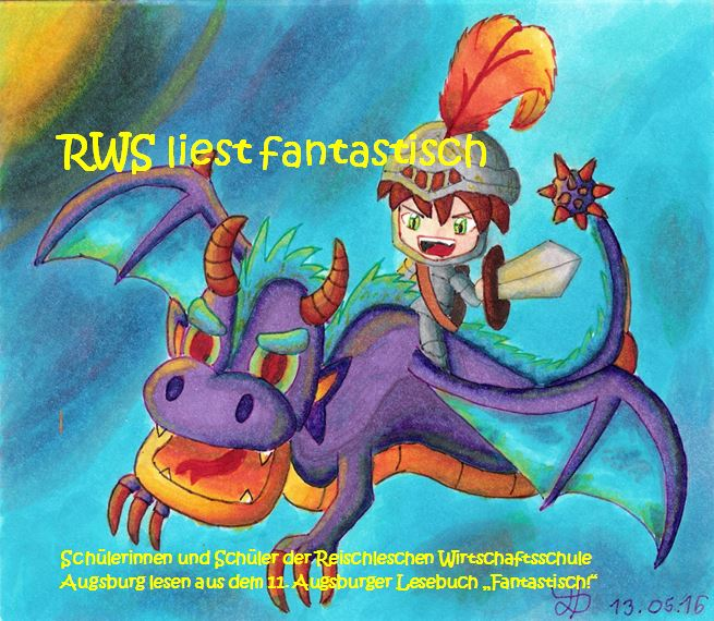 1-CD-cover RWS liest fantastisch
